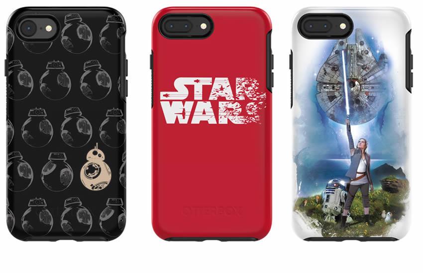 funda iphone star wars