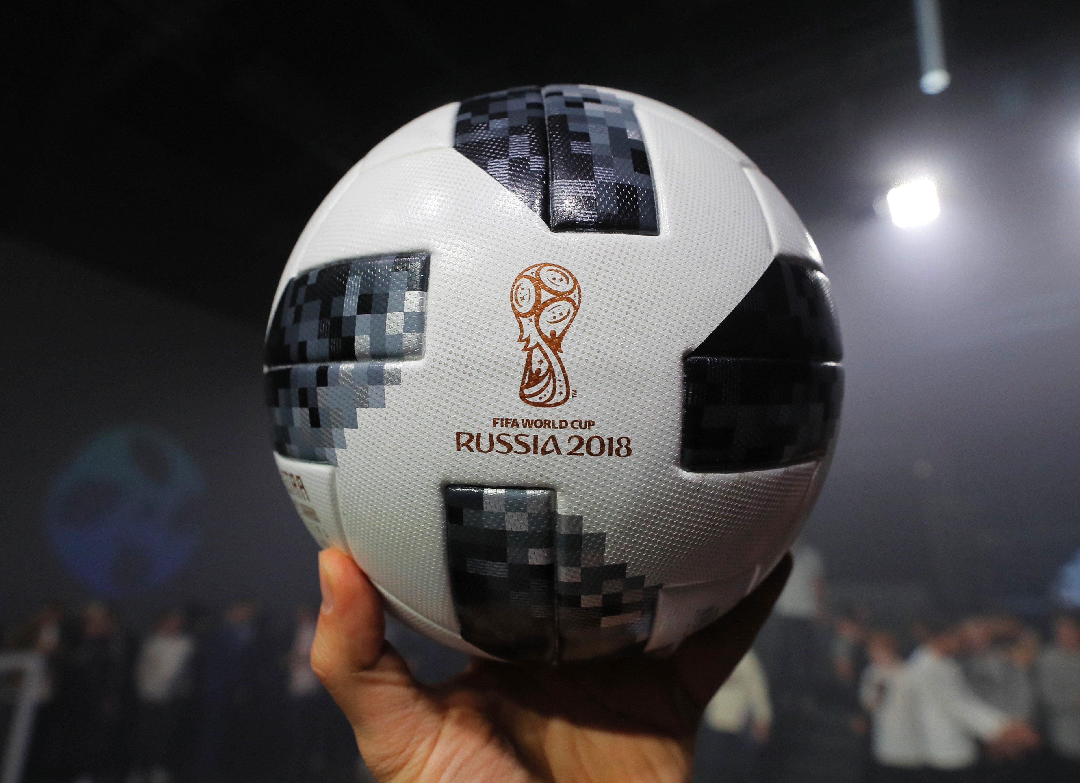 Los Alpes Punto de referencia Psiquiatría  Telstar 18', el balón inteligente del Mundial de Rusia