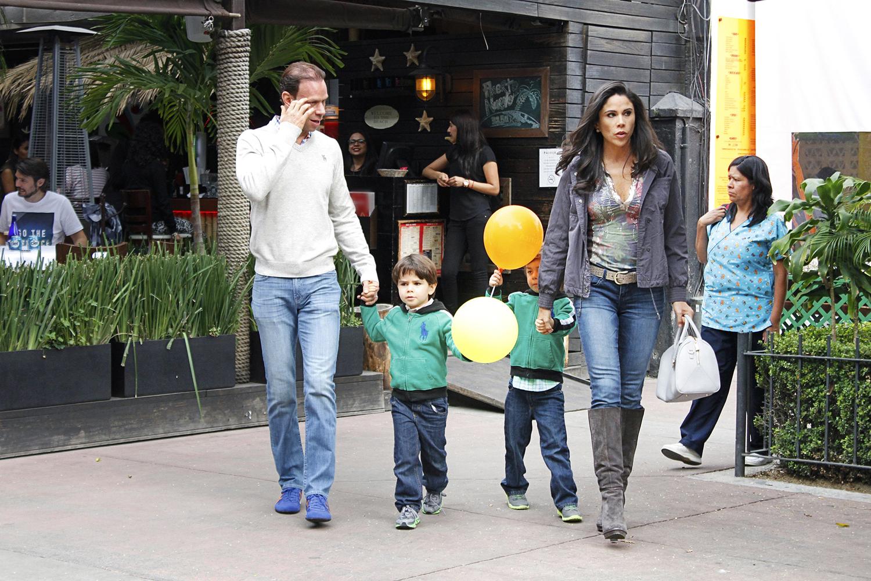 Son Sus Clones Asi Lucen Los Gemelos De Paola Rojas Y Zague A Sus 6 Anos