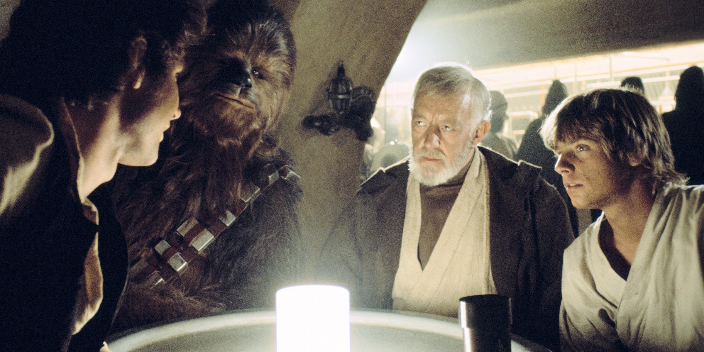 """Mark Hamill dice adiós a otro actor de """"Star Wars"""" el mismo día ..."""