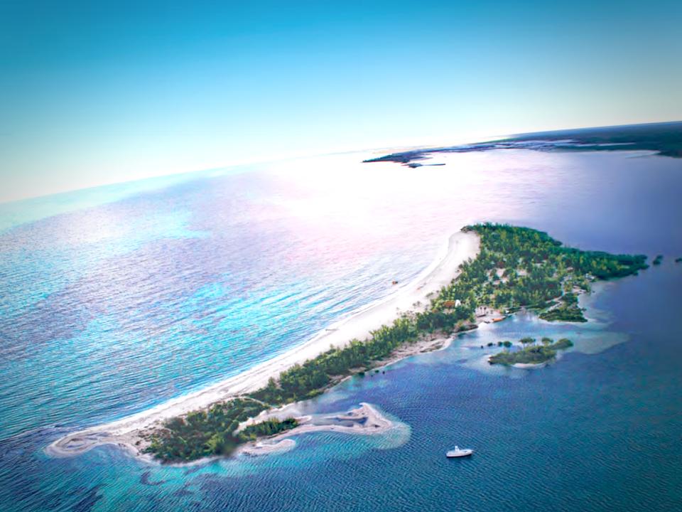 Una isla para escapar